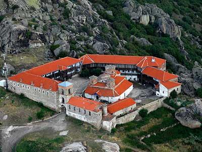 Манастир Трескавец