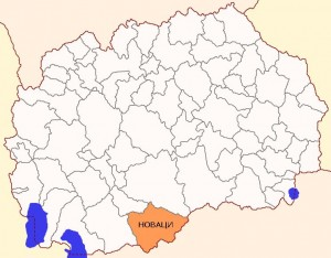 Општина Новаци мапа