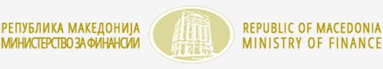 Minsterstvo za finansii na Republika Makedonija